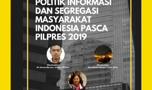 DISKUSI PUBLIK RC 09 – Cultural Transformation and Digital Society