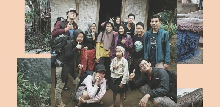 Edu-Trip Baduy – RC 01: Rural Ecological Society